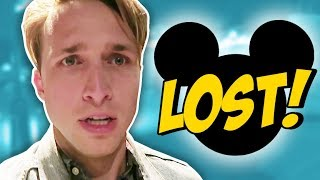 WE GOT LOST AT DISNEYLAND (Squad Vlogs - Field Trip)