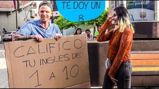 CALIFICO EL INGLÉS DE LOS COLOMBIANOS