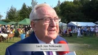 Dożynki gminy Barczewo w Łęgajnach-10.09.2016