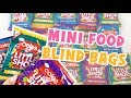 CUTE SUPERMARKET FOOD MINIATURES?! | Coles Little Shop Collectables + Collector's Case Opening ♡