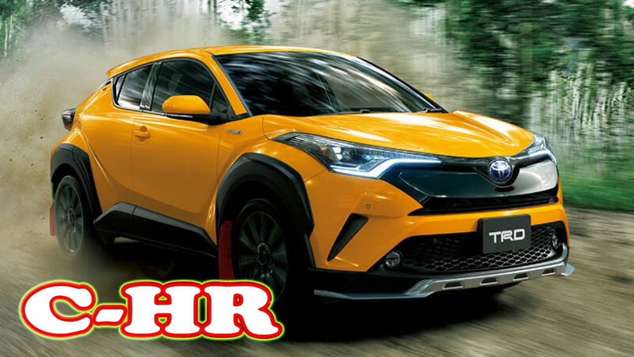 2021 Toyota C Hr Compact History