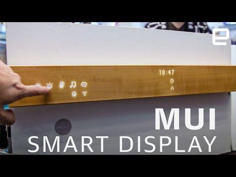 Mui Smart Display Hands-on: Get on board