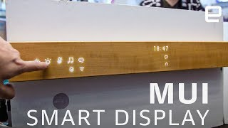 Mui Smart Display Hands-on: Get on board