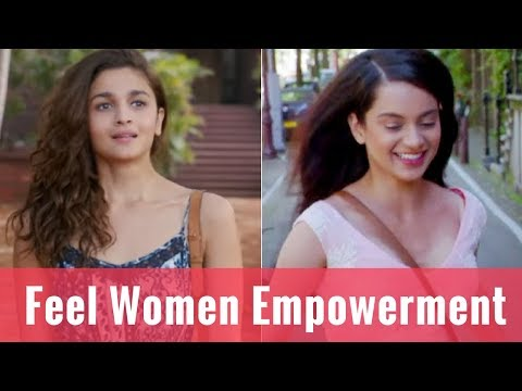 Women Empowerment Songs | Bollywood | Every Girl should Watch This
