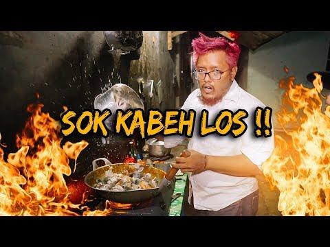 SOK KABEEH LOSS!! CHEF BARBAR WAJAN SAMPAI JEBOL !!
