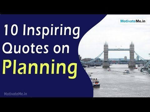 Planning What Makes The Difference 60 Inspiring Quotes On Planning Fascinating Planning Quotes