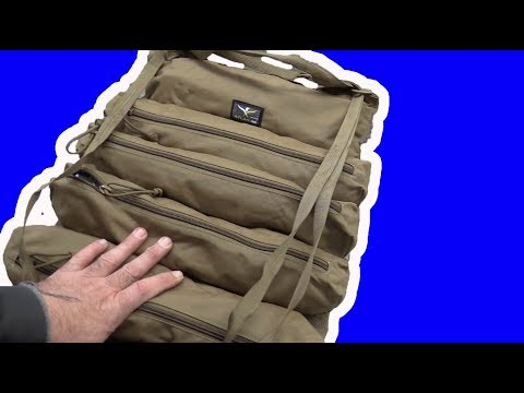 Better Than A Tool Box?? Atlas 46 Tool Roll Review