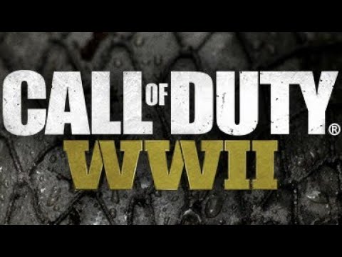 Call Of Duty WW11 Gameplay: With Clinton Wratten Color Blind Challenge Multiplayer Mode