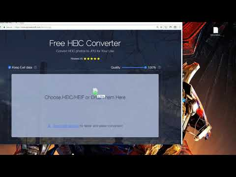 The Best Free Way to Convert HEIC to JPG