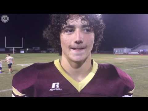 George County celebrates win over D