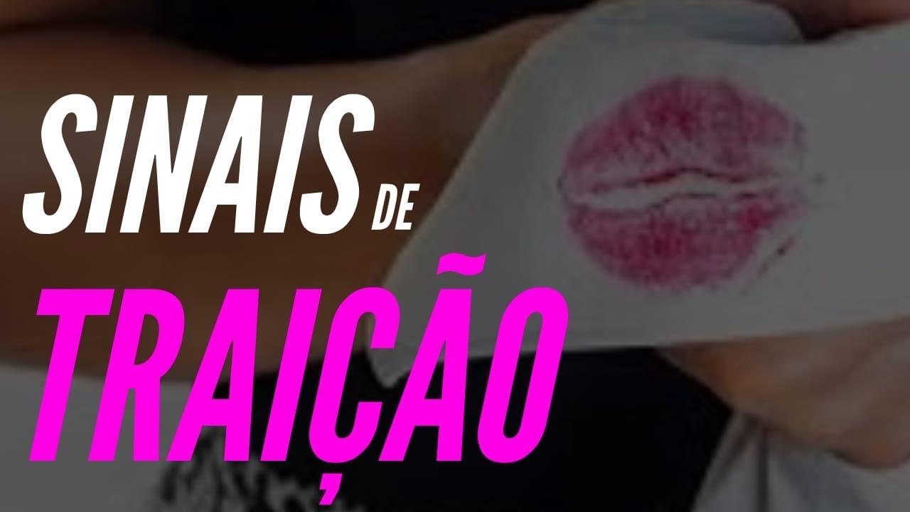 SINAIS DE TRAIÇÃO (TOP 12)