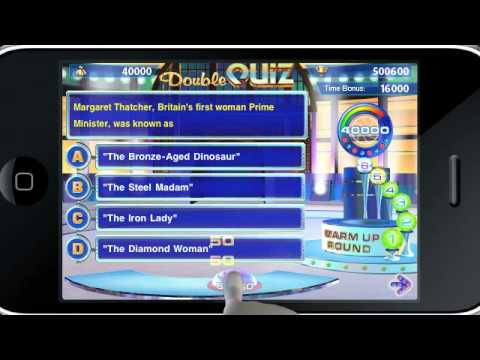 Double Quiz - Game for iPhone, iPod Touch, and iPad