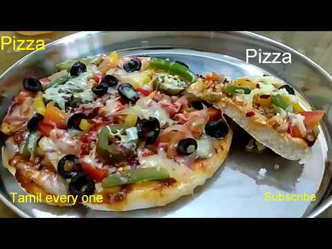 Pizza: How to Make Pizza Without Oven