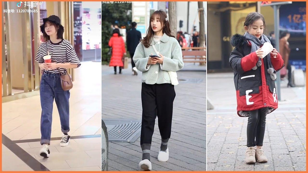 Phố Đi Bộ - Thiên Đường Gái Xinh Trung Quốc - Hot Girl Trên Phố
