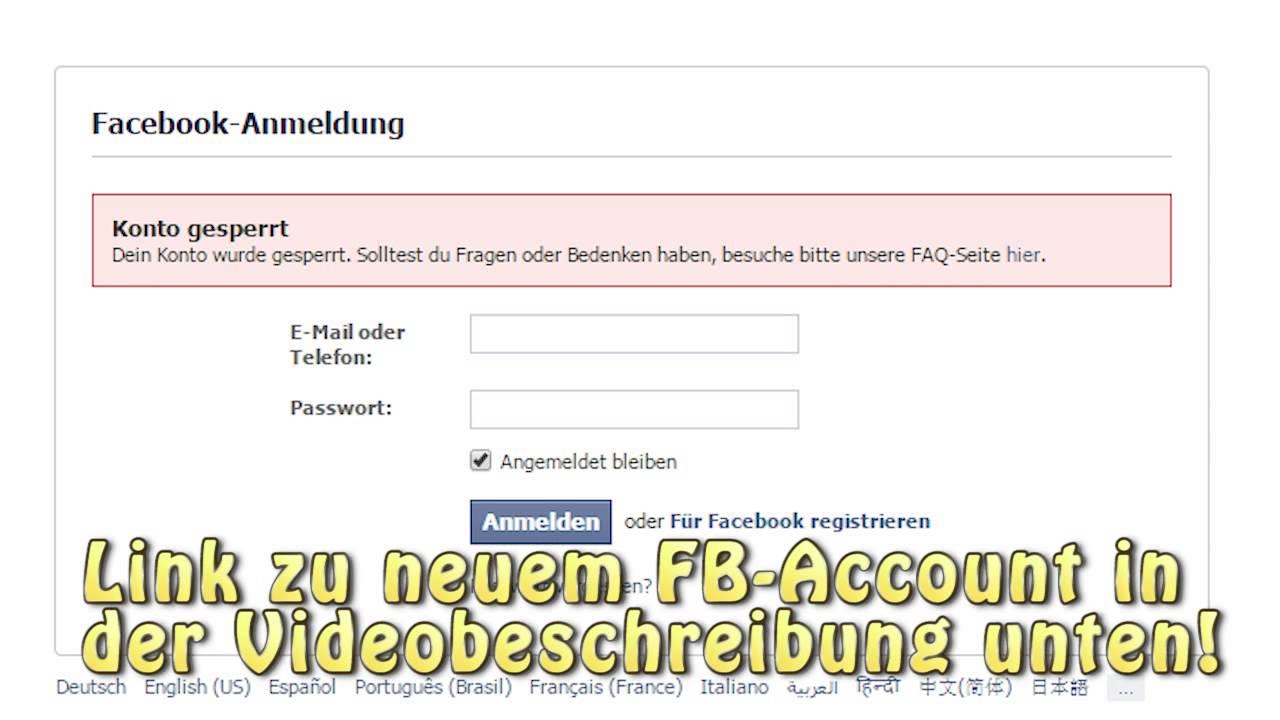 Facebook Alter