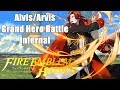 Fire Emblem: Heroes - Alvis/Arvis Infernal Grand Hero Battle