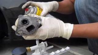P0401 EGR Valve Port Cleaning
