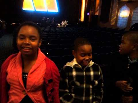 My kids review of Motown the Musical!