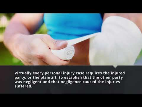How to Determine what your Personal Injury Case is Worth - R
