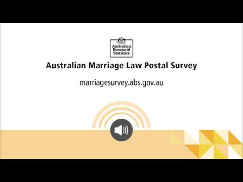 Australian Marriage Law Postal Survey Radio Advertisement: Phase 2 Greek