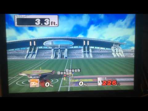 Project M 3.6 HRC Ganondorf & Lucas - 21954,0 ft. / 6691,6 m