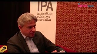 "Juergen Boos: ""Freedom of Speech is the Frankfurt Book Fair's DNA"""