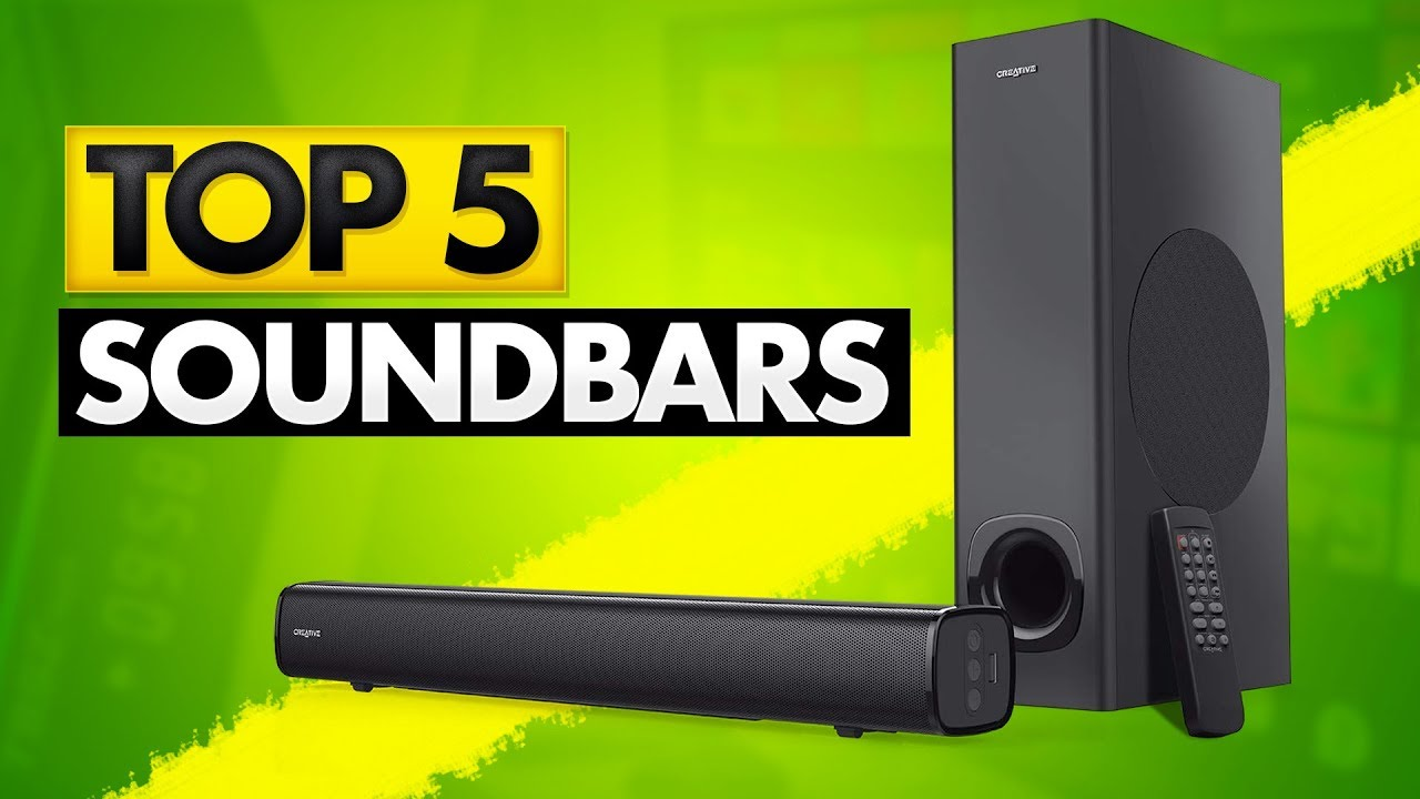 Top 5 BEST Soundbar (2020) - YouTube