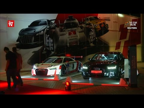 World's first Audi Sport Center opens in UAE