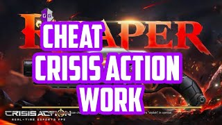 Cheat Crisis Action Work Juni 2018 | Crisis Action Indonesia