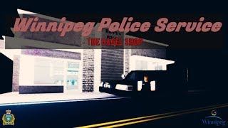 Roblox | City of Winnipeg - WPS - The Bagel Shop