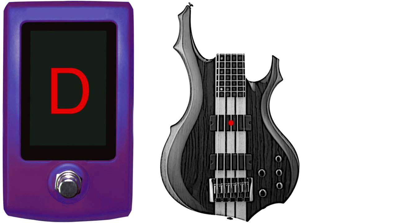 bass tuner 5 string high c youtube. Black Bedroom Furniture Sets. Home Design Ideas