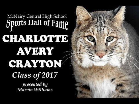 2017 Sports Hall of Fame Induction -  Charlotte Crayton