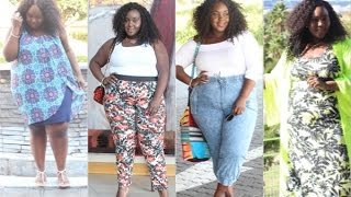 SUMMER PLUS SIZE FASHION LOOKBOOK WITH YOURS CLOTHING IN SOUTH AFRICA!