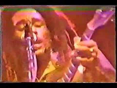 Bob Marley & The Wailers - I Shot The Sheriff - Chicago 1979