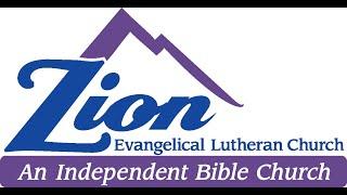 Zion Church Sermon June 28, 2020