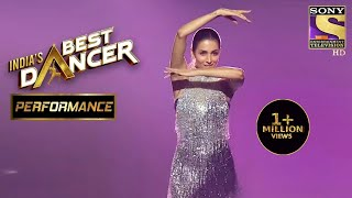 Malaika के Moves पे हुआ Terence लट्टू!   India's Best Dancer