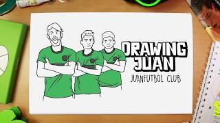 JUANFUTBOL CLUB |DRAWING JUAN