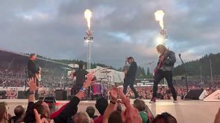 Metallica - Creeping Death [Live] - 7.13.2019 - Granåsen - Trondheim, Norway