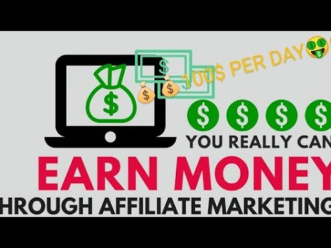 💰How to make money💰 💰 AFFLIATE MARKETING COMPLETE TUTORIAL(Beginner to Mastery) thumbnail