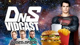 Movie Remakes & Fast Food Portions - DNS Vidcast #4 - Dudes N Space