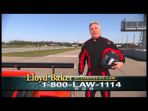 Injured In Car Wreck | Race Car Accident Attorney - Lloyd Baker
