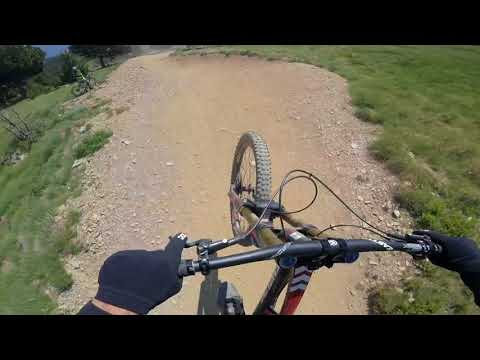 VALLNORD BIKE PARK 2018 Cubil Track From Top To Bottom