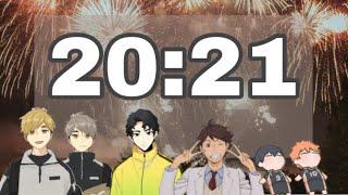 [20:21] Atsumu became a toddler ? - Haikyu text