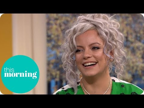 Lily Allen Chats About Her Memoir and Growing a Beard While on Tour | This Morning