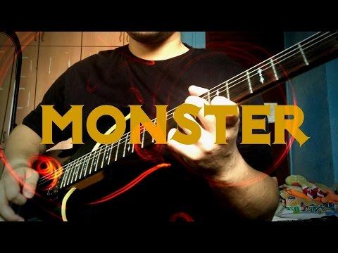 Meg & Dia - Monster (Guitar Cover)