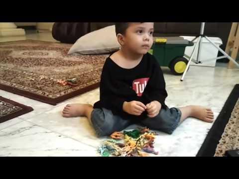 Qahtan Halilintar With Gen Halilintar Boys - GENHALILINTAR 11 ANAK