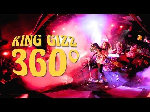 King Gizzard & The Lizard Wizard - 360° Full Concert