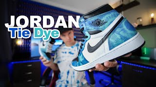 Air Jordan 1 Tie Dye | On Foot 4K Review
