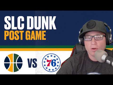 Utah Jazz lose to Philadelphia 76ers: Postgame Reaction