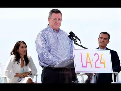 #LA2024 Announced As America's Bid For The 2024 Games